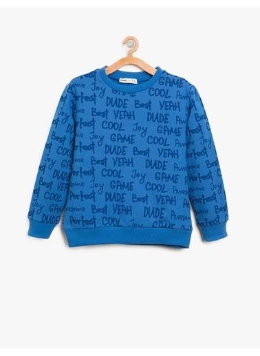 Sweatshirt-Koton Kids